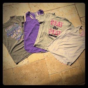 Workout shirt combo pack